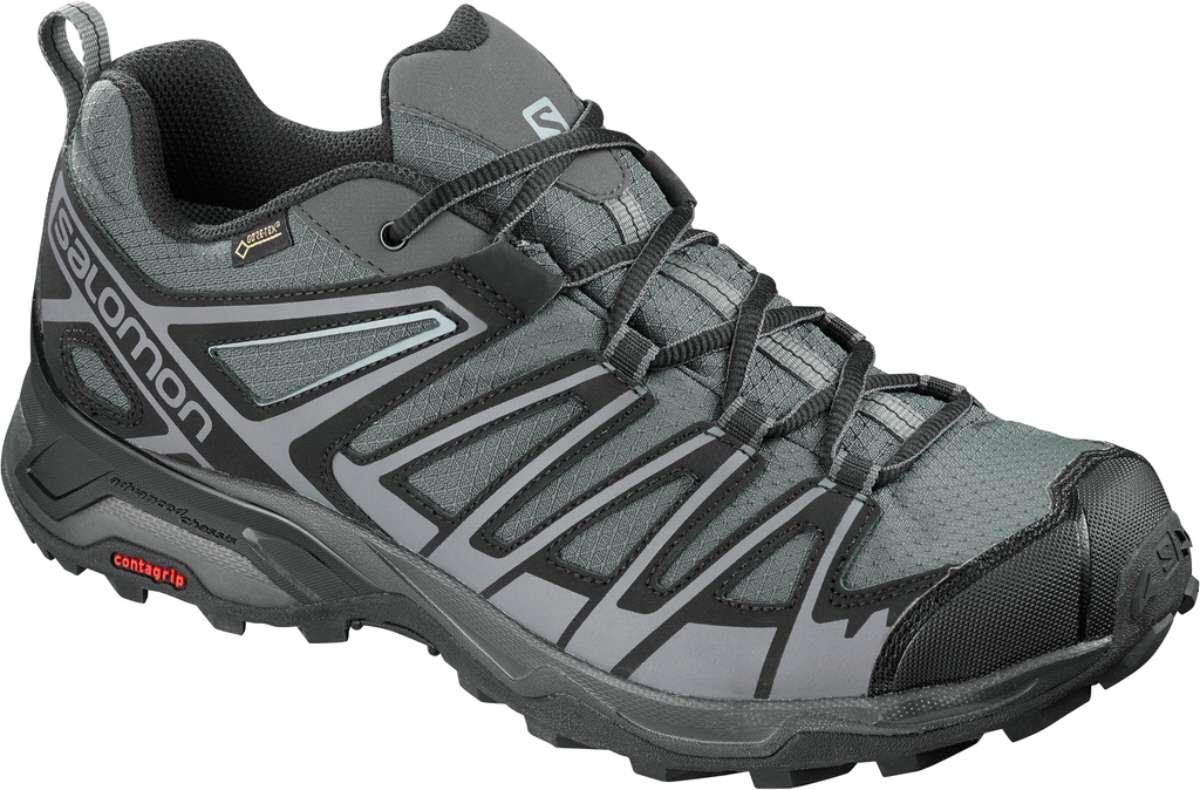 the best attitude d2616 f18b1 Salomon X Ultra 3 Prime GTX Herren Trekking Hiking Schuhe Gore Tex